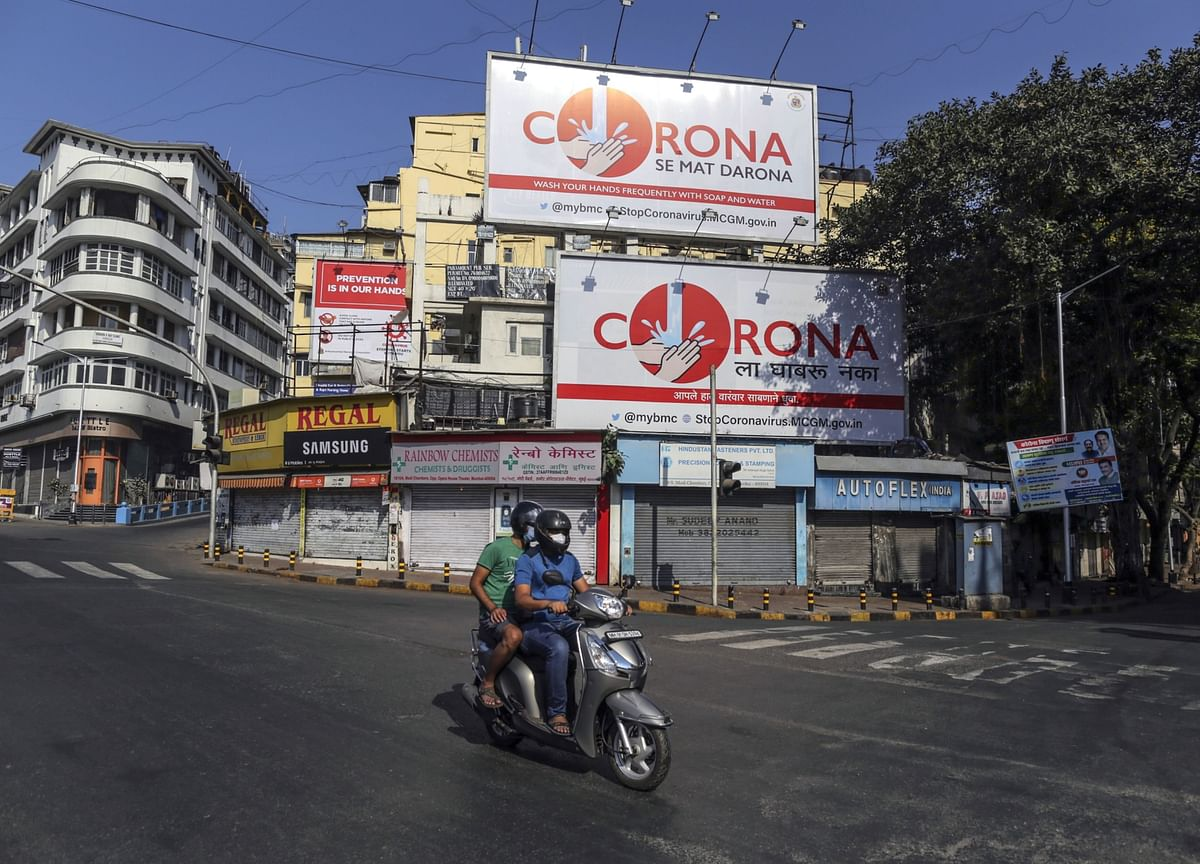 India's Nationwide Virus Lockdown Set to Extend to April 30