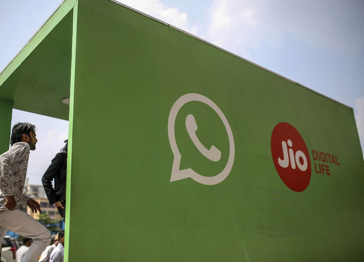 Data Sharing Not The Purpose Of Deal, Reliance Jio, Facebook Tell CCI