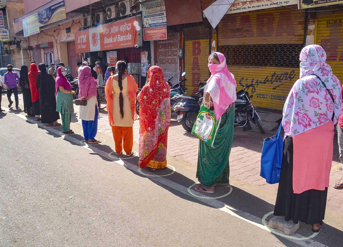 Coronavirus Lockdown: Banks To Start Cash Transfers To Jan Dhan Accounts Of Women On April 3