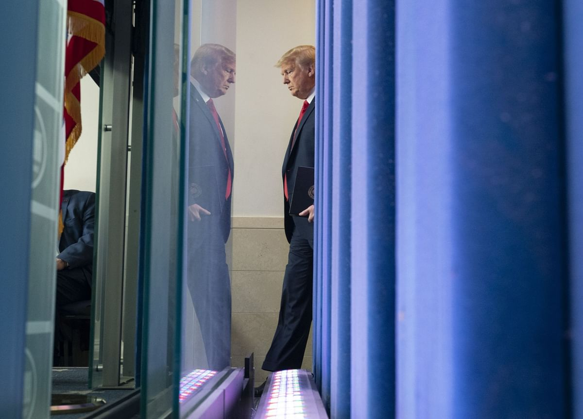 Trump Health Team Crafts Plan to Open Economy If Virus Peaks