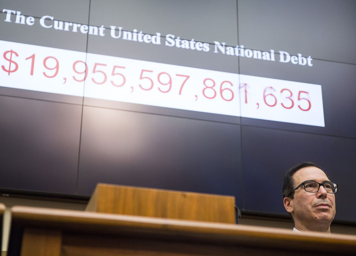 The U.S. Doesn't Have Nearly Enough Debt