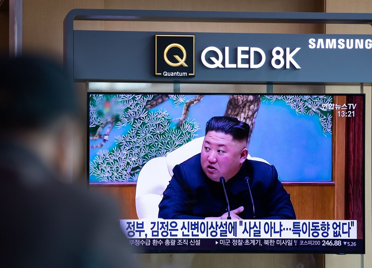 North Korea's Kim Dynasty Has a Long History of Health Scares