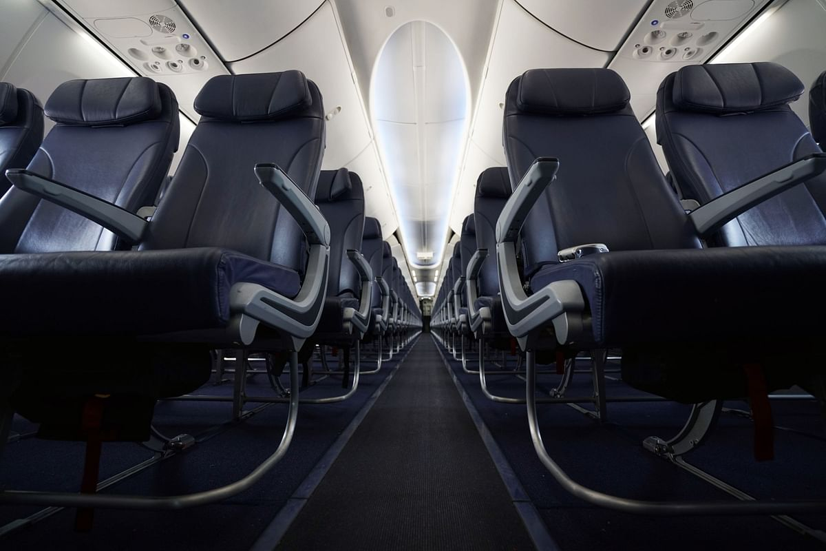 Coach-Class Dreaded Middle Seat Is Gone, for Now