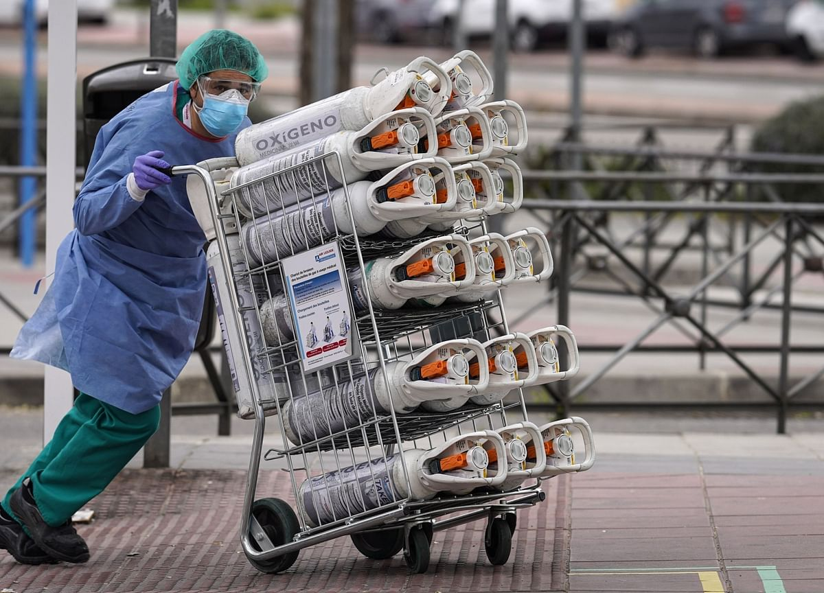 Spain Braces for Surge in Insolvencies as Pandemic Hits