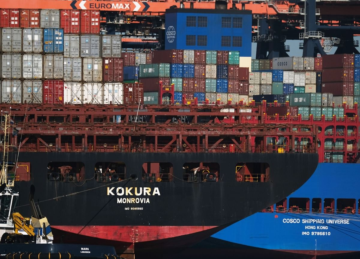 What Happens When Tycoons Abandon Their Giant Cargo Ships
