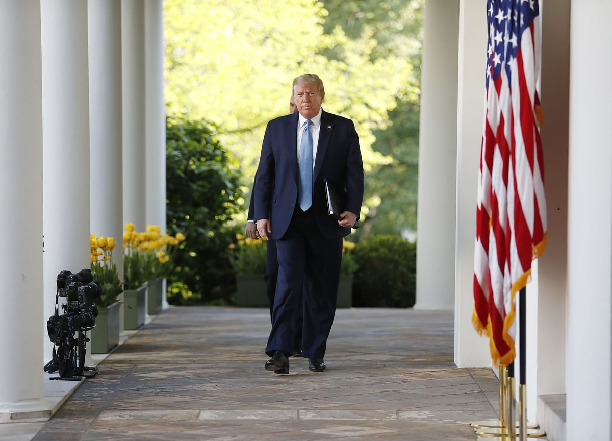 Trump Claims Untested Power to Adjourn Congress in Nominee Fight