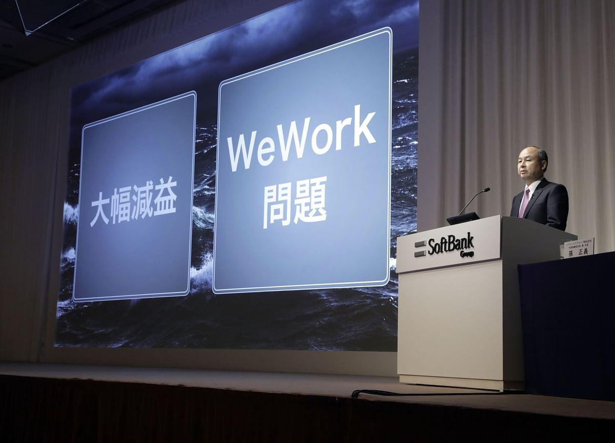SoftBank Says Neumann Plans to Sue Over Failed WeWork Deal