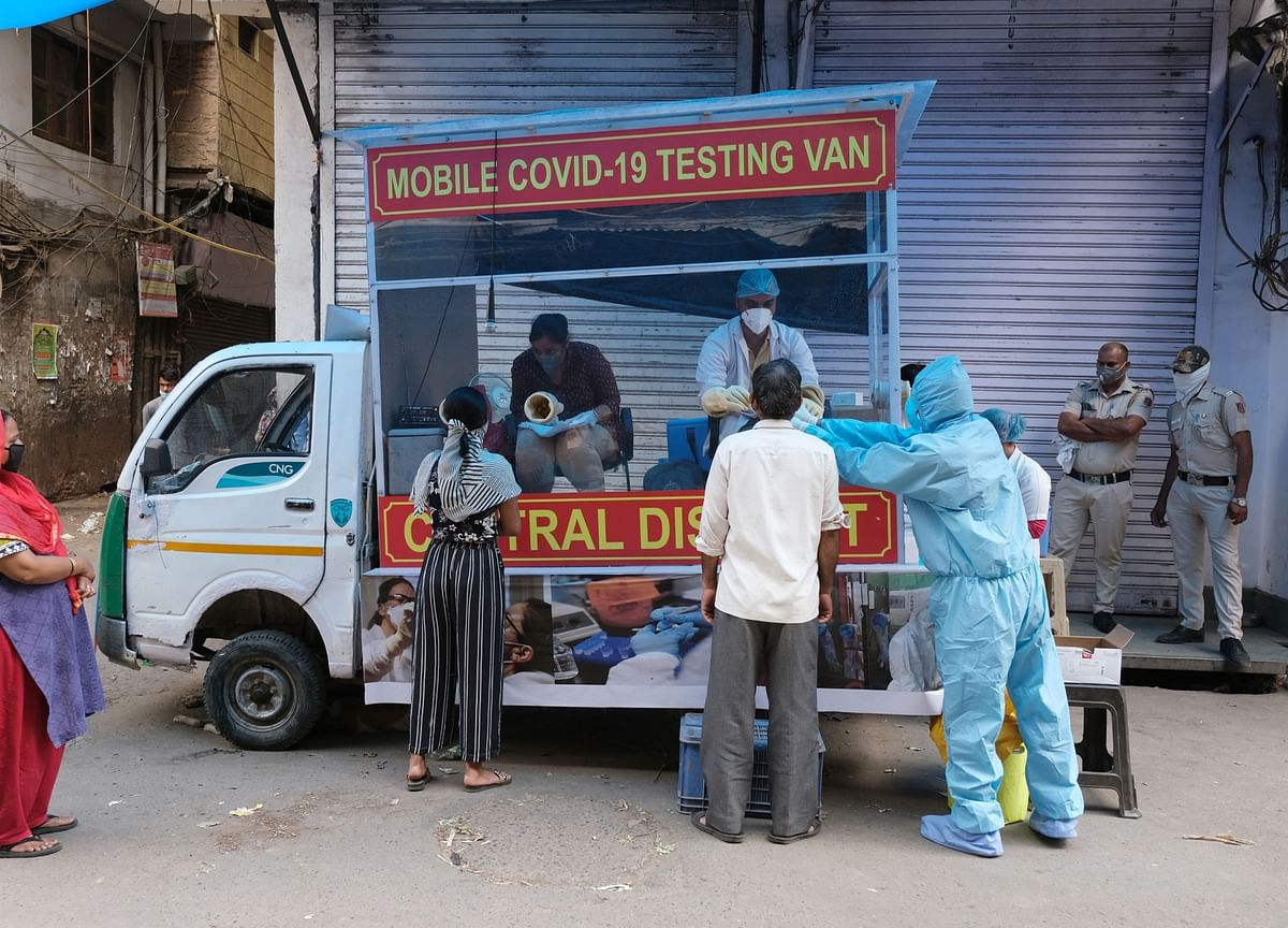 Coronavirus India Updates: Covid-19 Cases In India Nears 25,000; Death Toll At 779