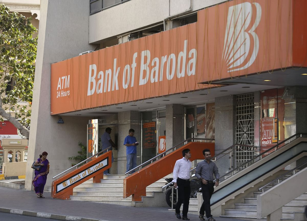 Bank of Baroda Plans to Raise $1.8 Billion to Boost Buffers