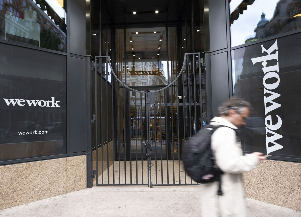 WeWork Skips Paying Some April Rent, Seeks Landlord Relief