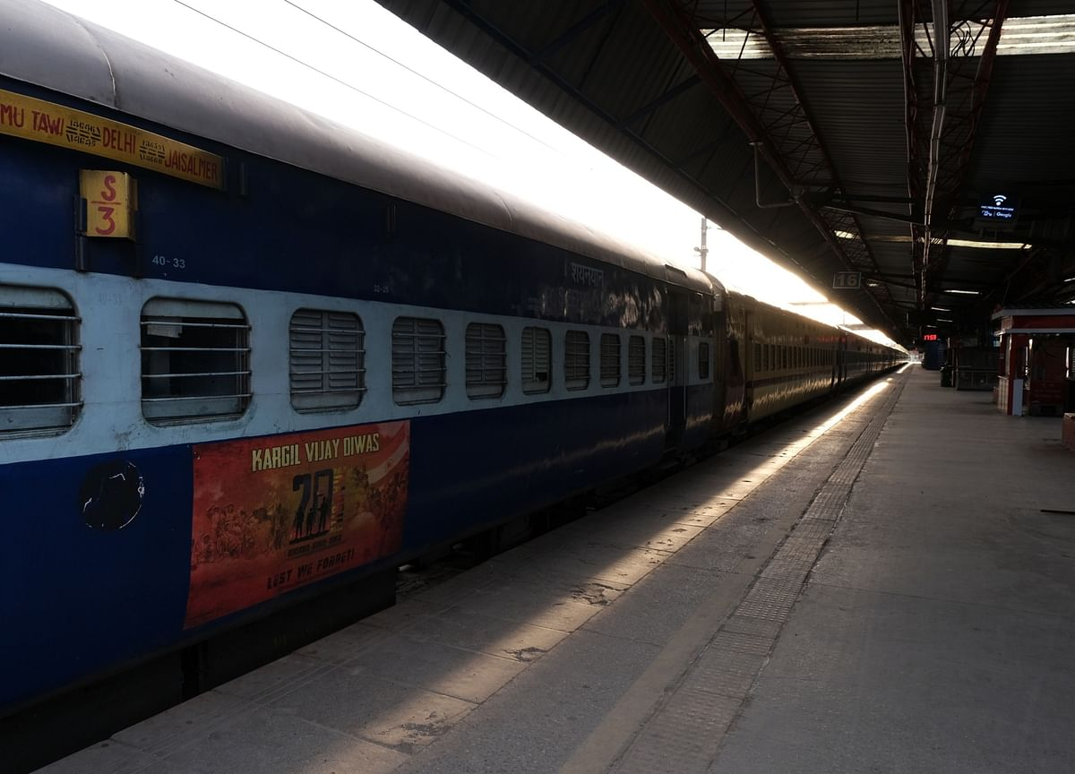 16 Private Firms Show Interest In Running Passenger Trains In India