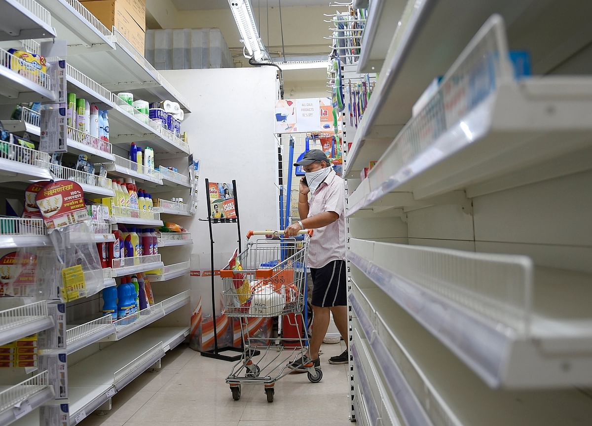 Supermarket Billionaire's Wealth Surges Amid India Lockdown