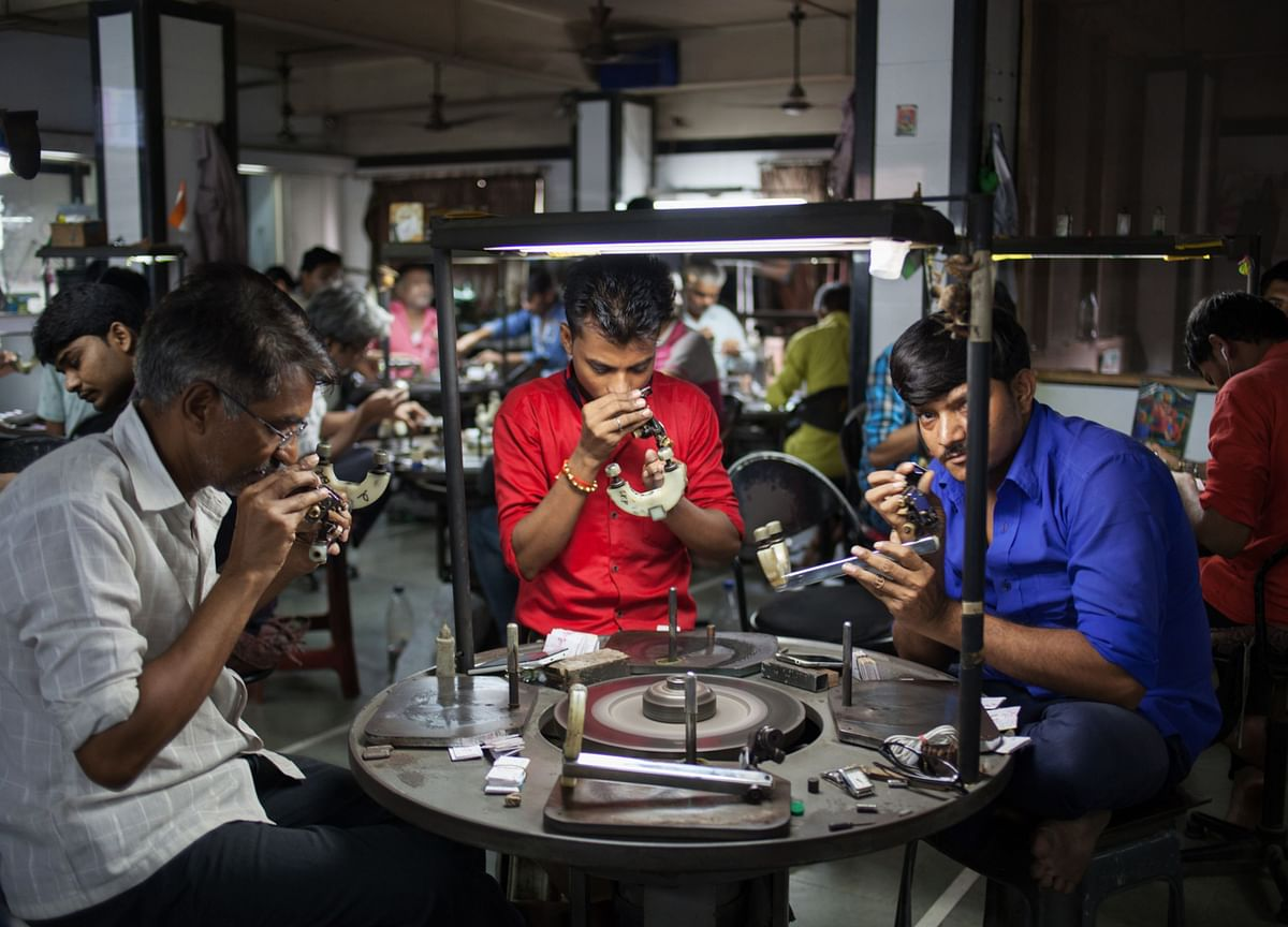Covid-19: Diamond Polishing Units In Surat Shut Till July 13