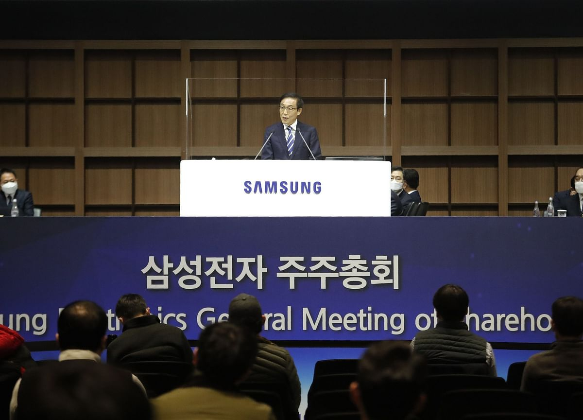 Samsung Will Offer Clues on How Covid-19 Is Roiling Global Tech