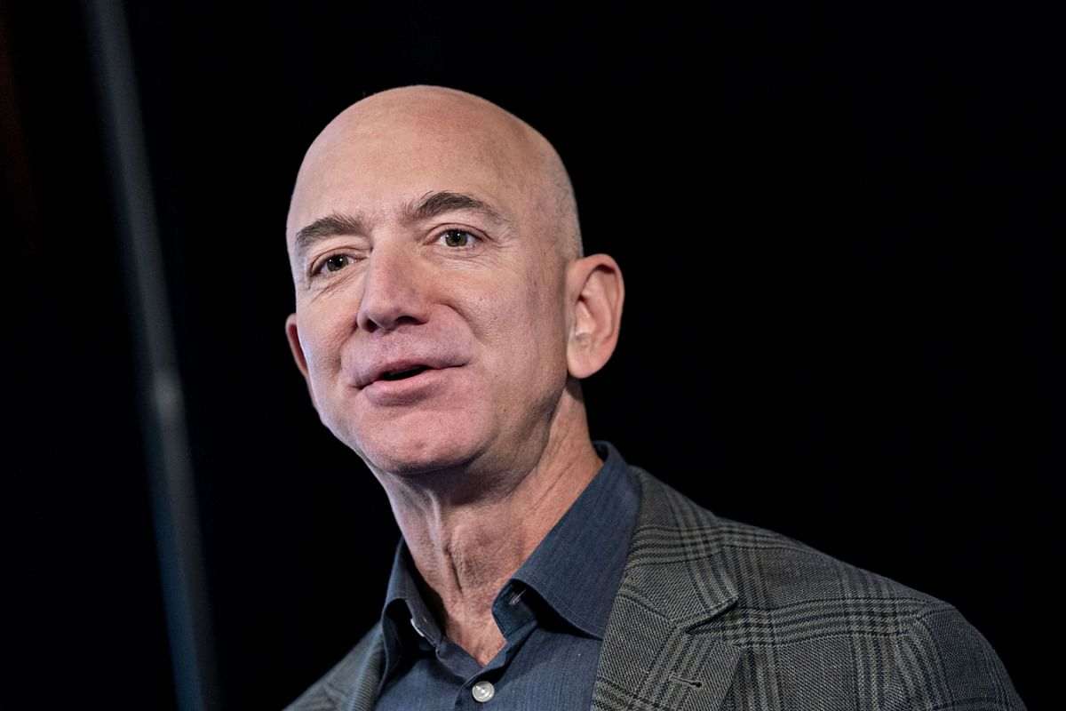 Jeff Bezos Adds Record $13 Billion in Single Day to Fortune