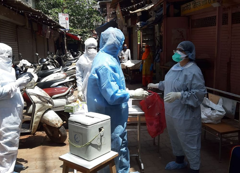 Dharavi Records Third Coronavirus Death, Total Cases Now At 17