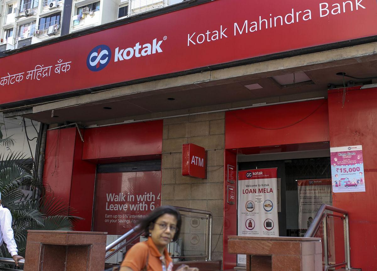 Kotak Bank Plans to Sell 65 Million Shares to Raise Capital