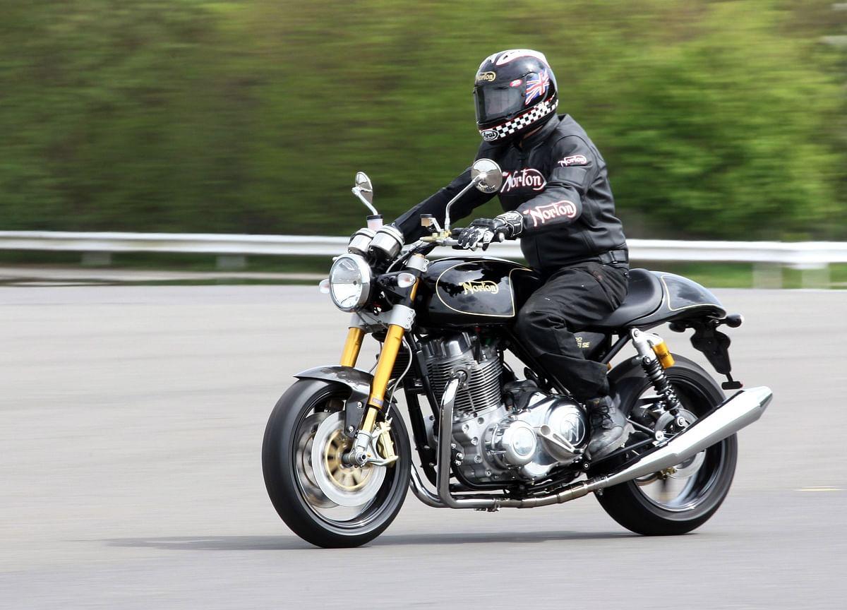 India's TVS Motor Buys British Norton Motorcyles