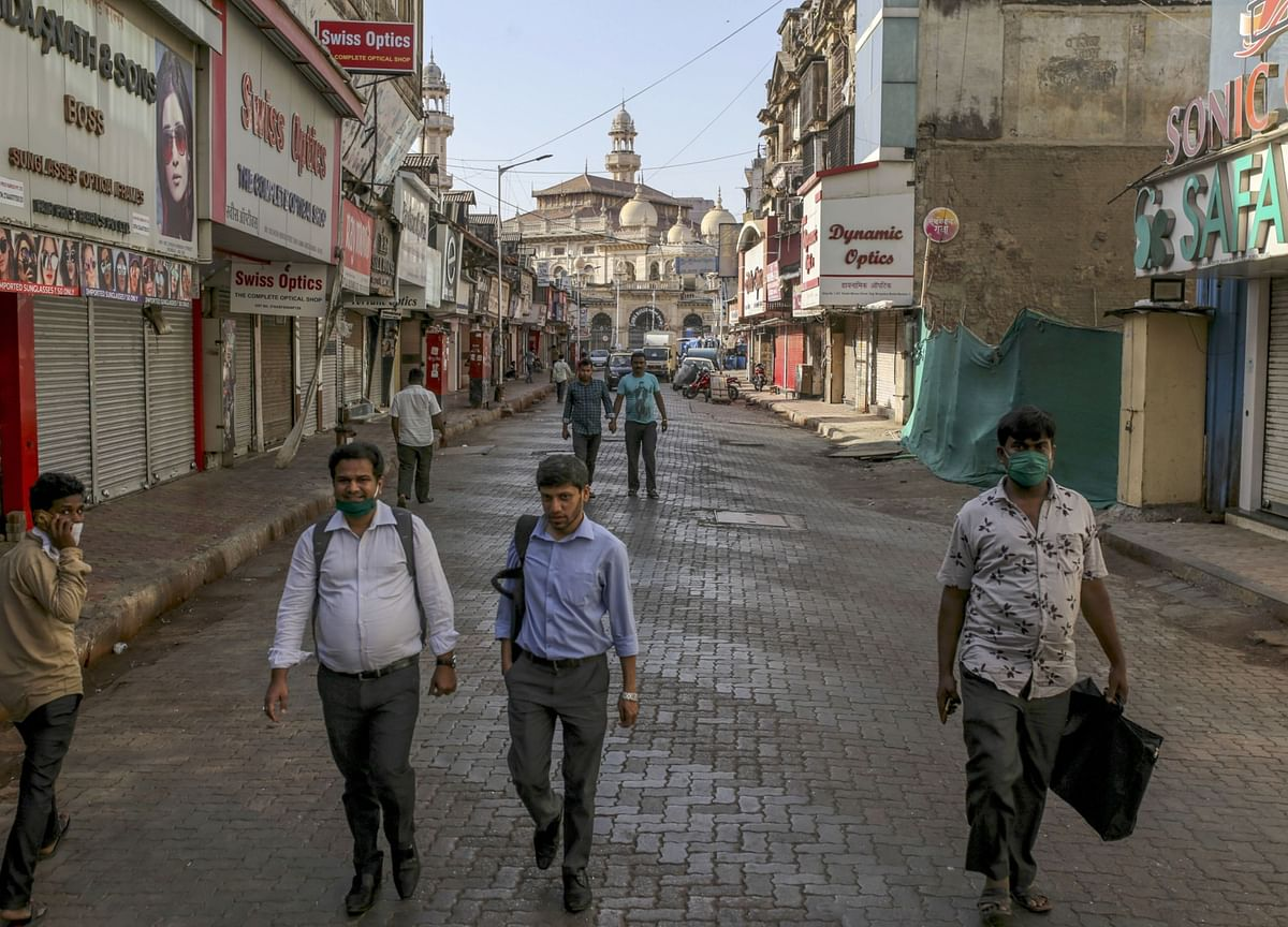 India Allows Some Shops Selling Non-Essential Goods To Open From Saturday