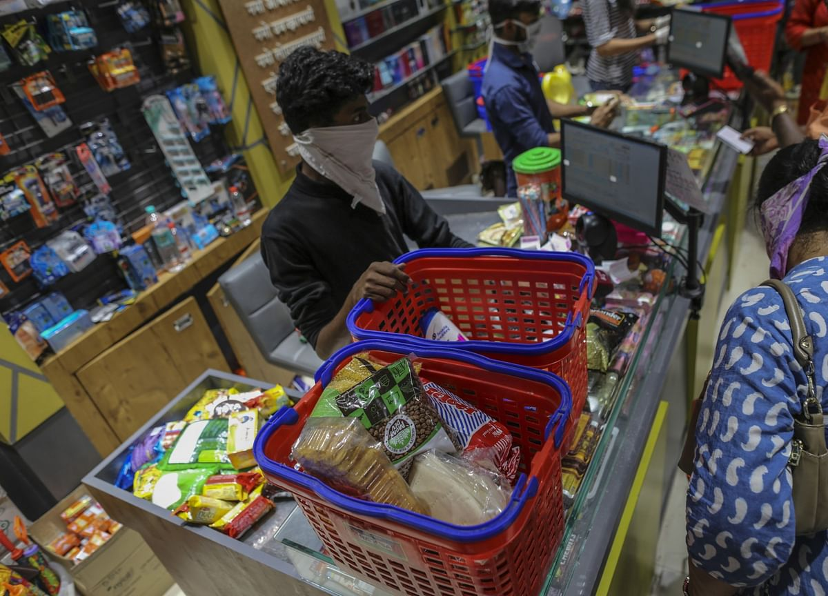 India CPI Data: Retail Inflation Eases To Lowest In Four Months