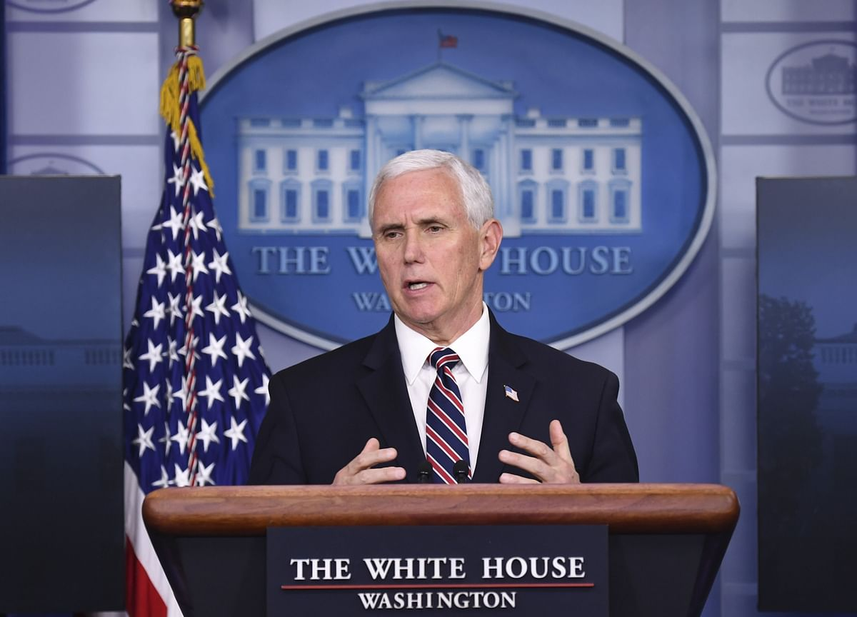 Pence Says Hospitals to Be Paid for Uninsured Covid-19 Patients