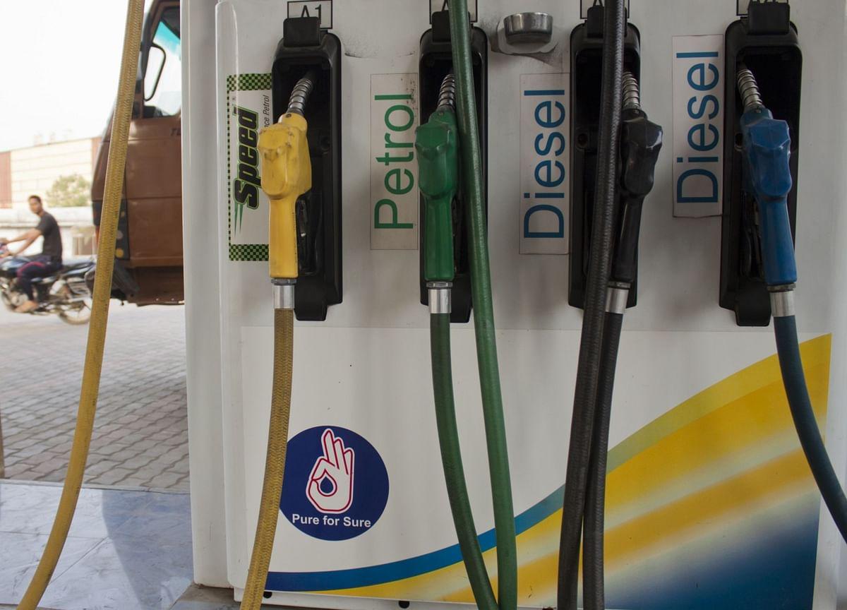 Petrol, Diesel Demand Slumps 66% In April As Demand Evaporates