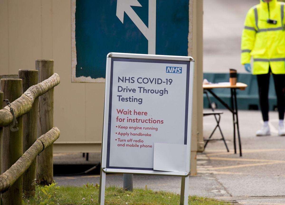 U.K. Pledges 100,000 Virus Tests a Day as Criticism Intensifies