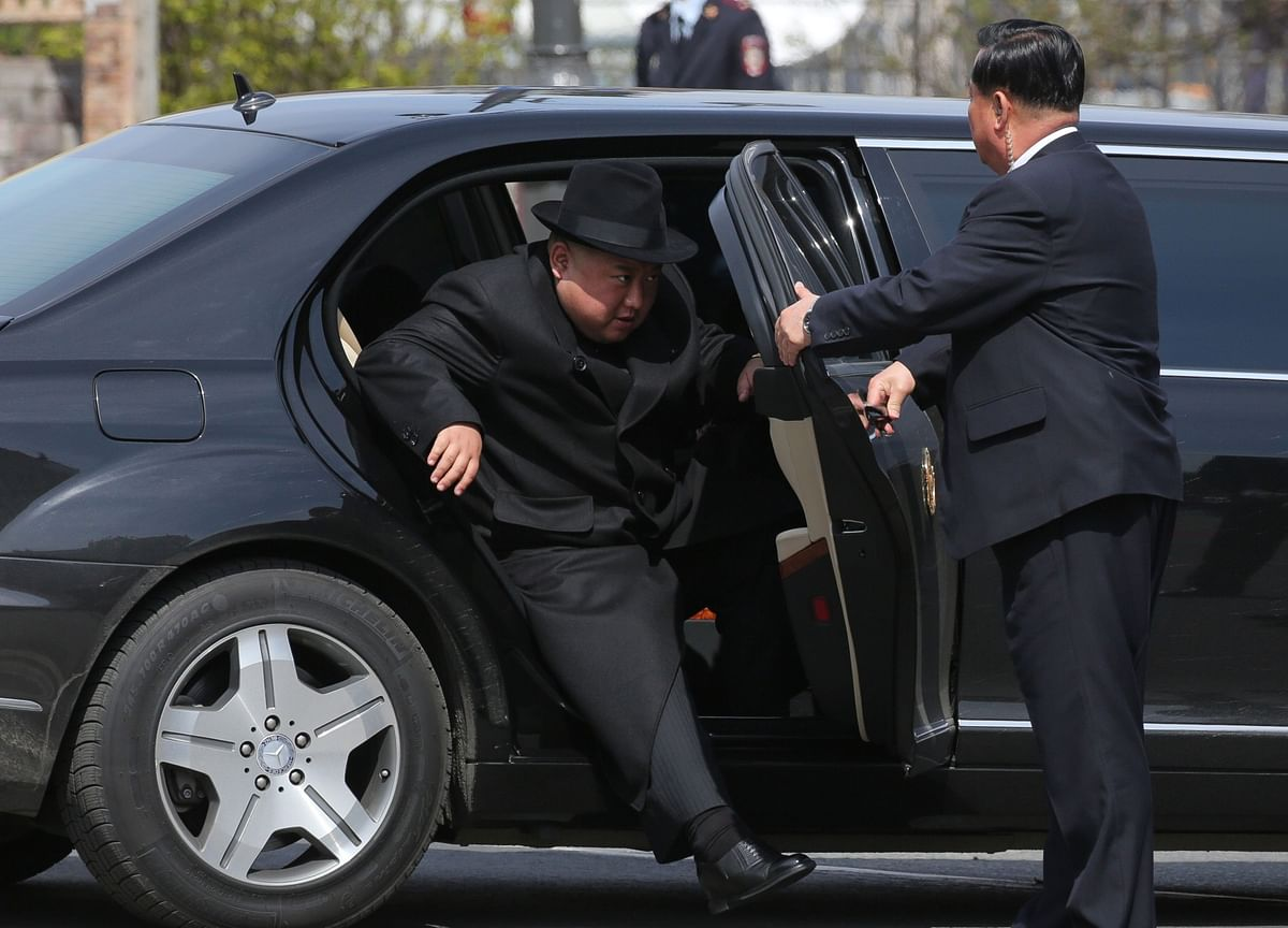 North Korea's Kim Jong Un Emerges From Almost Three-Week Absence
