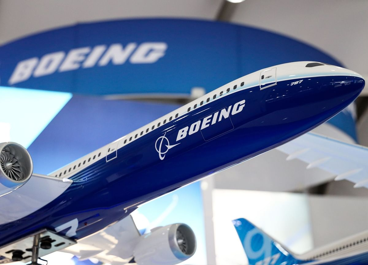 Boeing Shows Depths of Crisis With Cuts Near for Prized 787 Jet