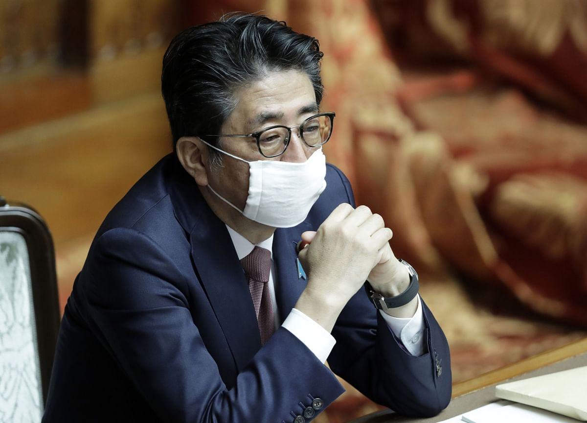 Japan Defends Abe After His Virus Video On Twitter Sparks Backlash