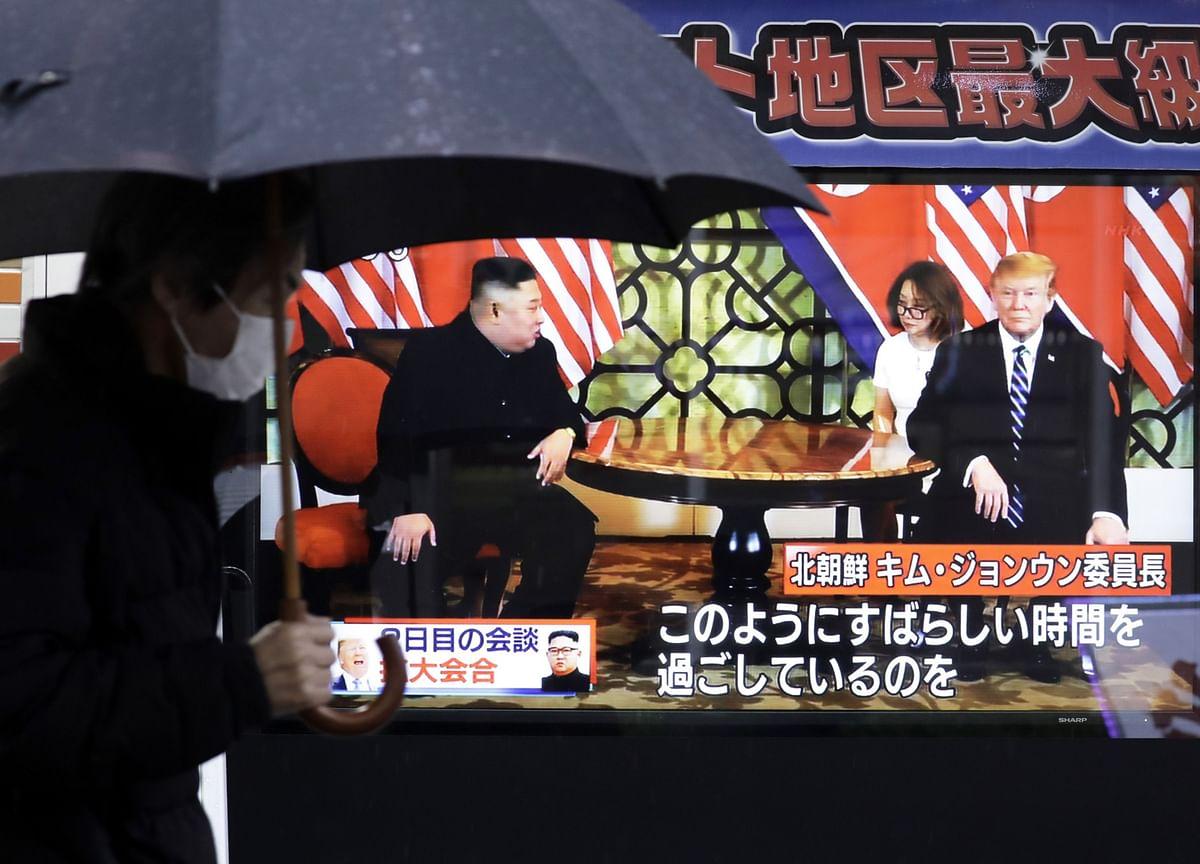 North Korea Says Kim Jong Un Didn't Send Letter to Trump