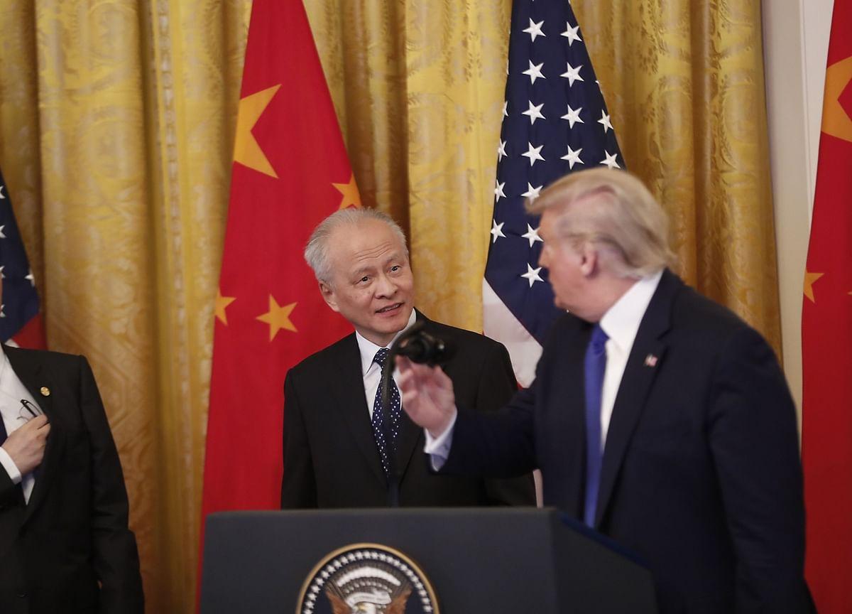 Chinese Ambassador to U.S. Urges 'Serious Rethinking' of Ties