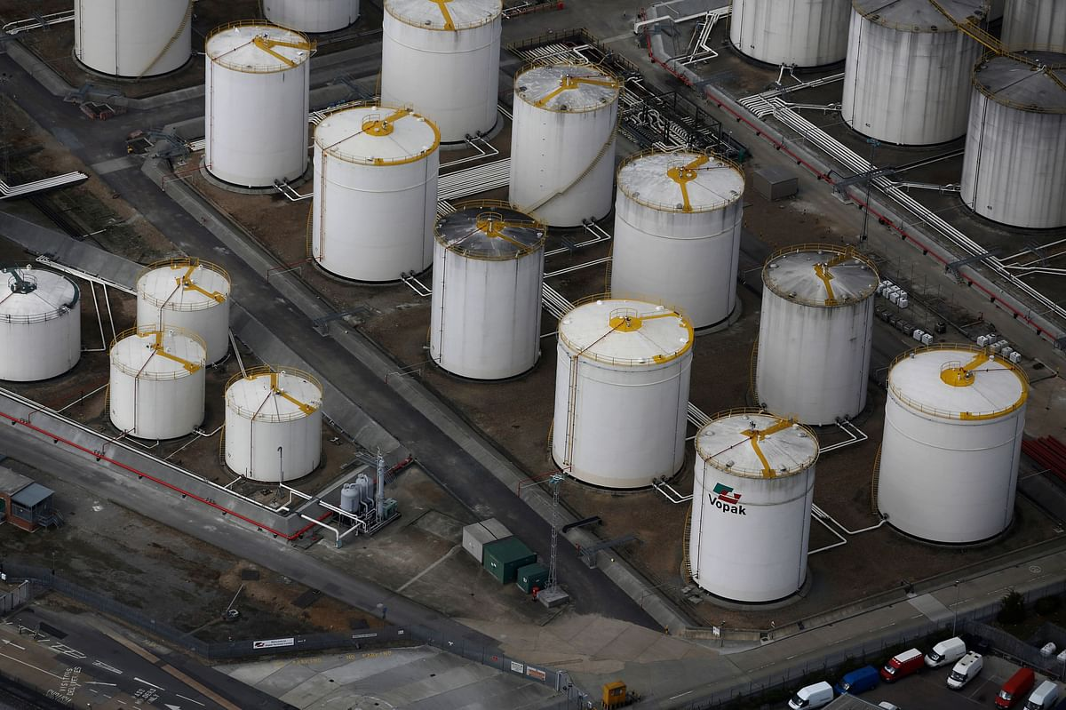 World's Biggest Oil Storage Firm Says Almost All Space Sold