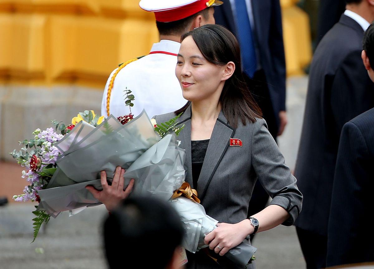 Will a Woman Run North Korea? Kim's Sister Outshines Male Rivals