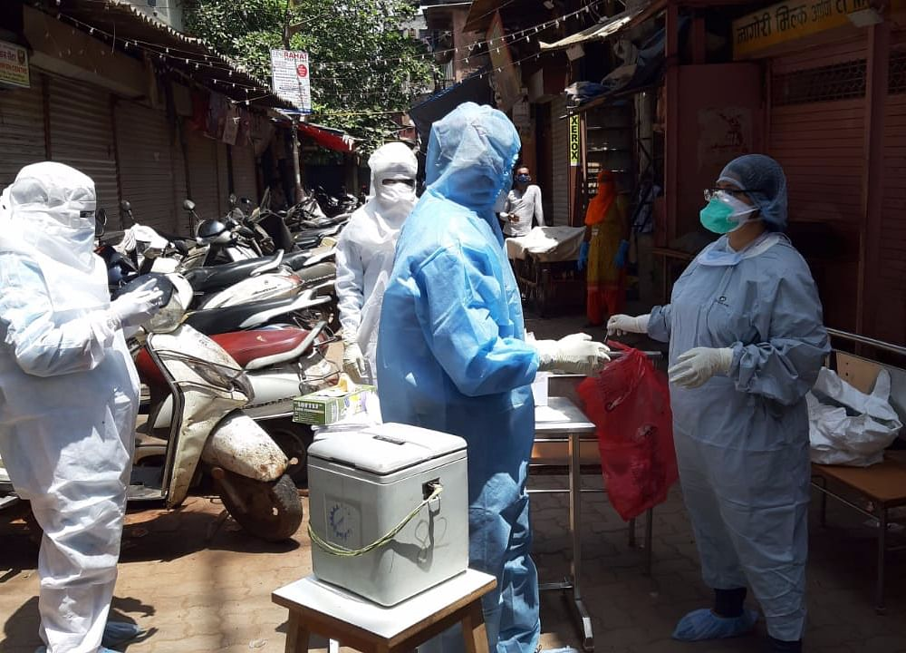 Dharavi Records 15 New Covid-19 Cases, Total Tally at 43
