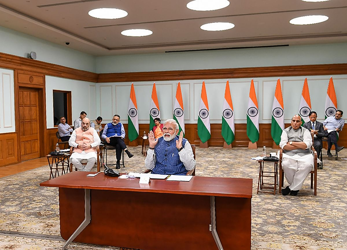 Narendra Modi Live: PM Modi Asks Country For Show Of Solidarity, This Time With Candles