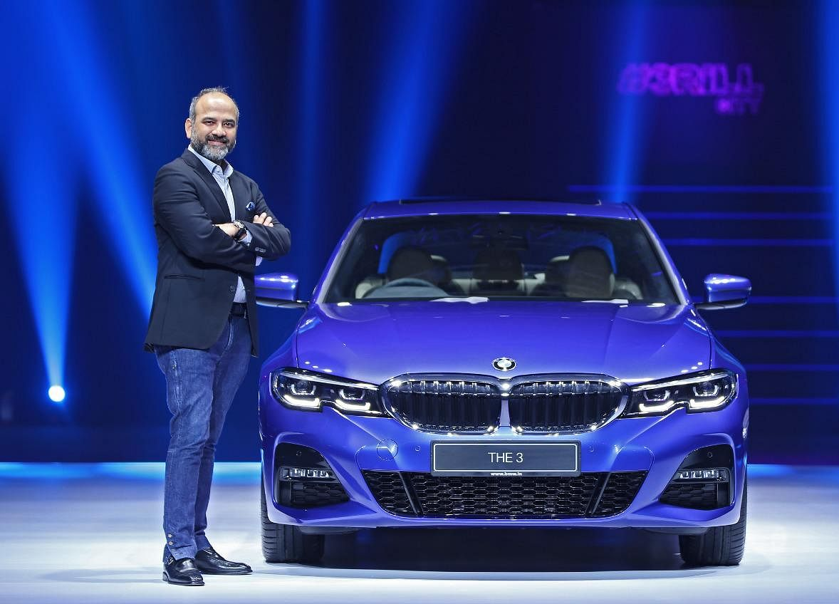 Rudratej Singh, CEO Of BMW India, Dies Due To Cardiac Arrest