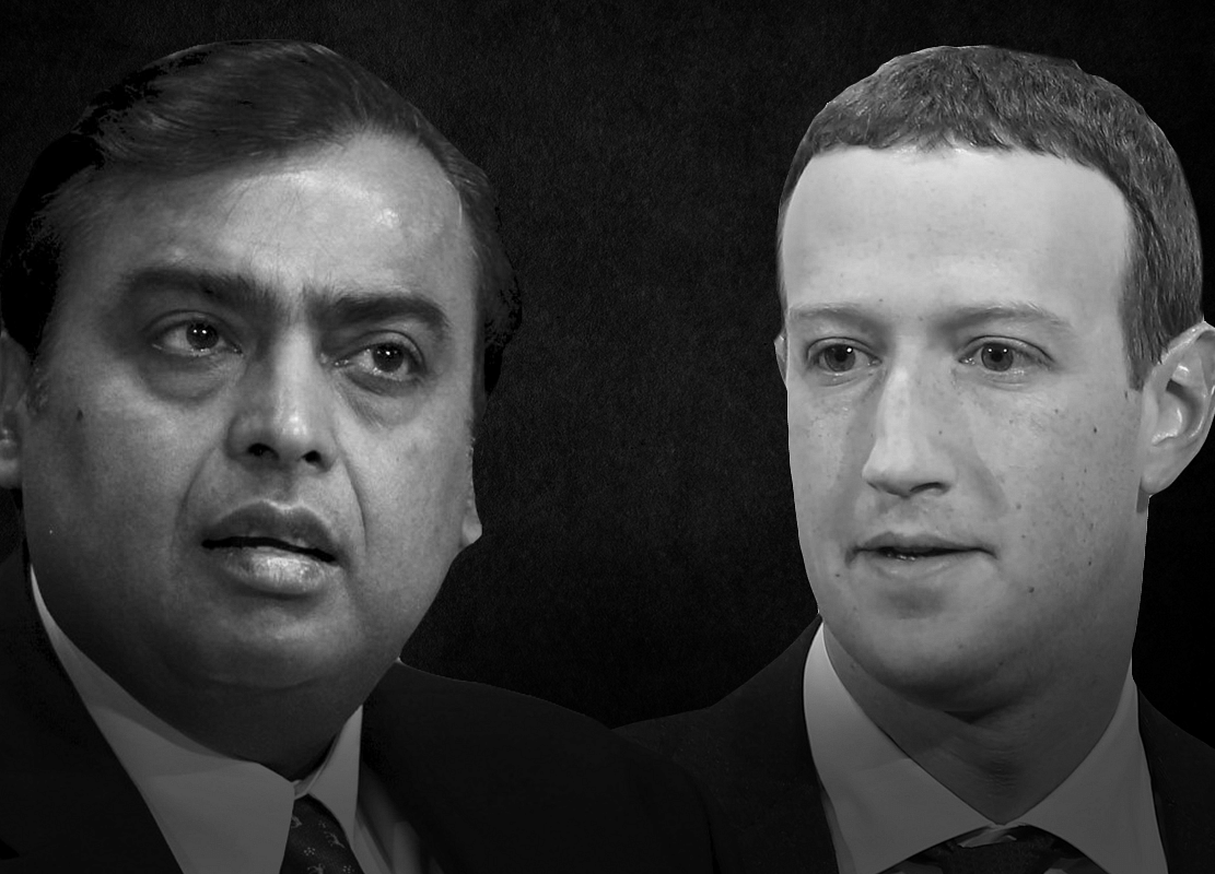 Facebook To Invest $5.7 Billion In Mukesh Ambani's Jio Platforms