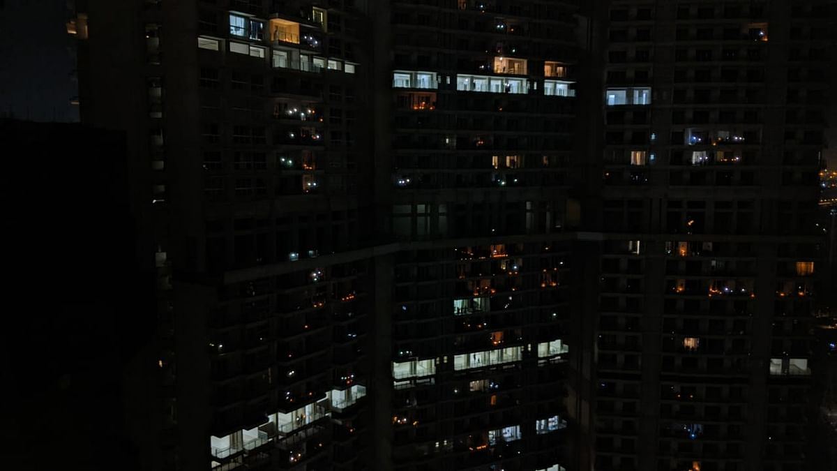 A residential complex in Lower Parel. (Photo: BloombergQuint)