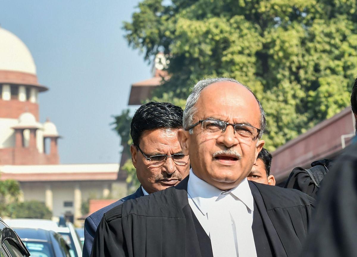 Prashant Bhushan's Tweet An 'Affront To Majesty Of Law', Supreme Court Says