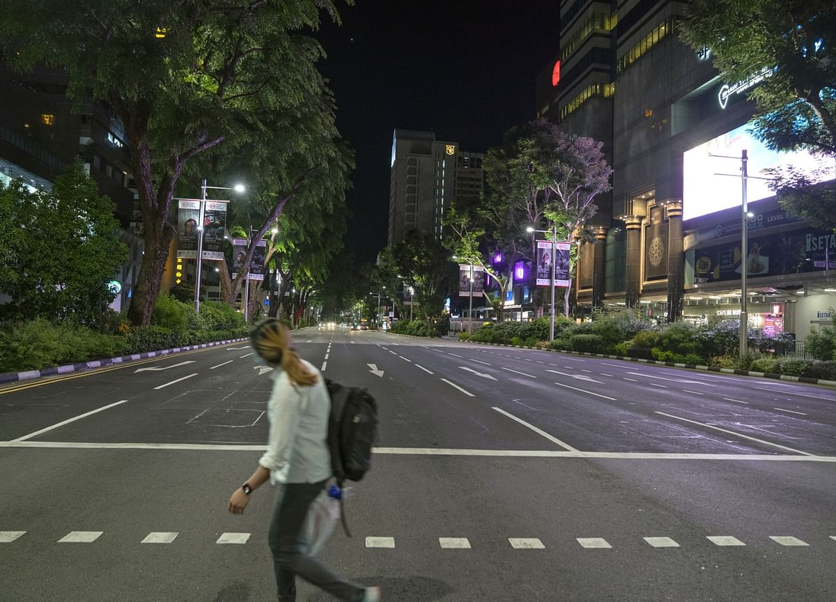 Here's What It Will Take to Reopen Singapore's Economy
