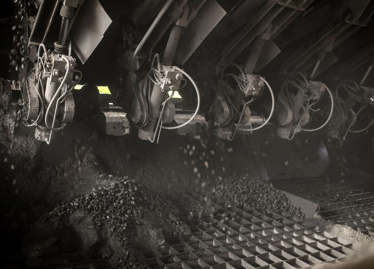 Coal India's Sales Falls To Four-Year Low