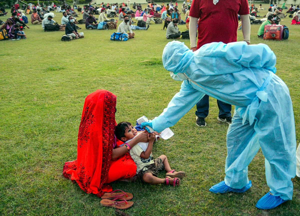 Coronavirus India Updates: Total Cases Near 50,000; Death Toll At 1,694