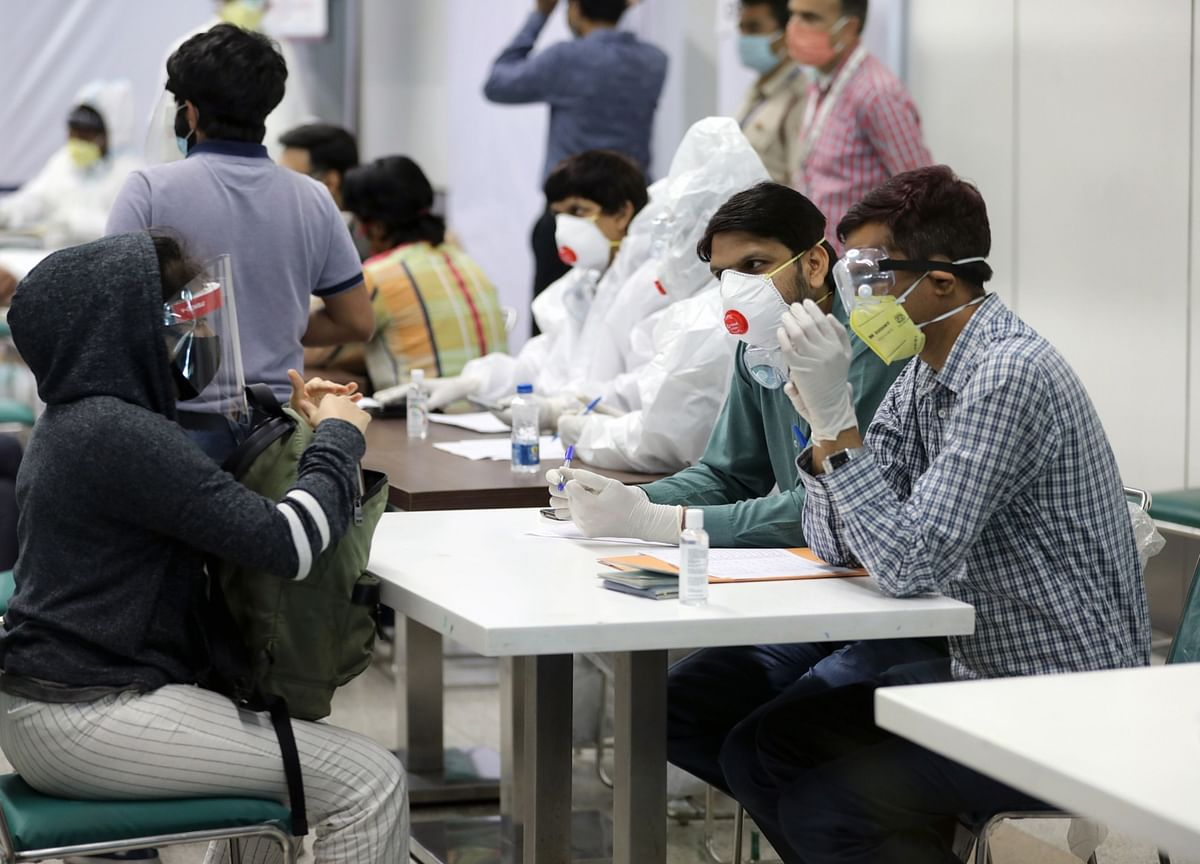 India Sends Teams to Help States With Virus Containment Efforts