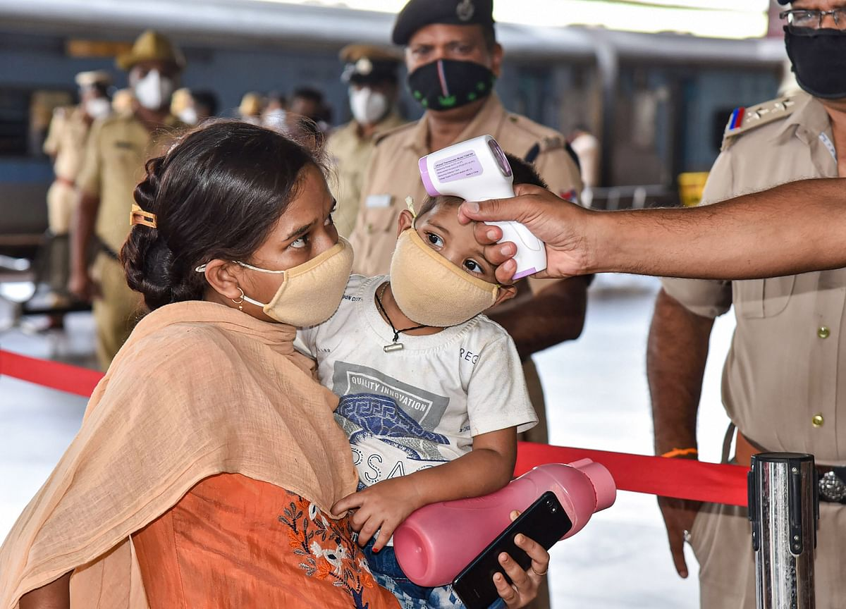 Coronavirus Updates: India Adds 6,767 Cases In 24 Hours, Total Tally Nears 1.32 Lakh