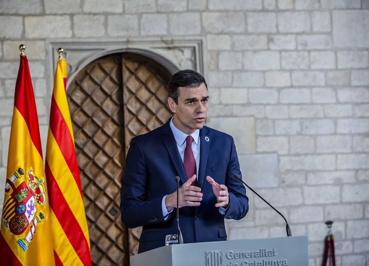 Spanish Leader Rocks Coalition With Deal on Emergency Powers