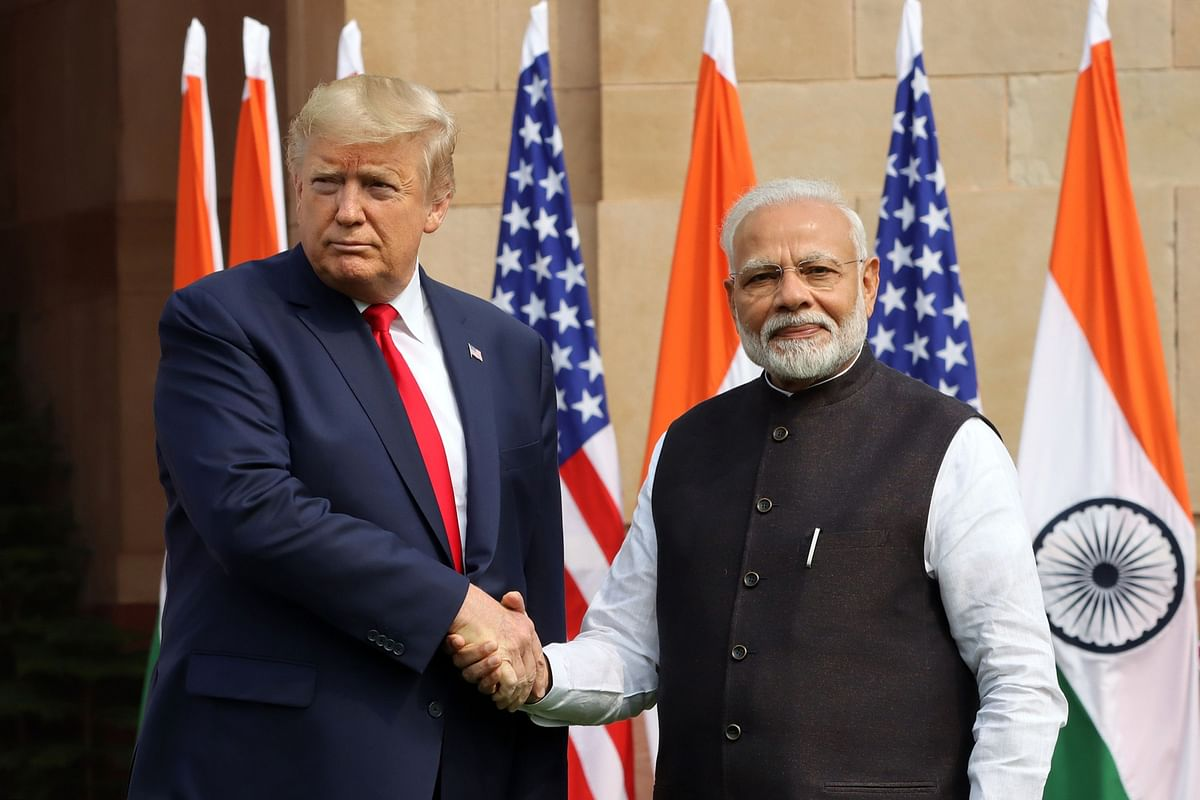 Possibility Of U.S. Sanctions On India Remains On The Table: Top Diplomat