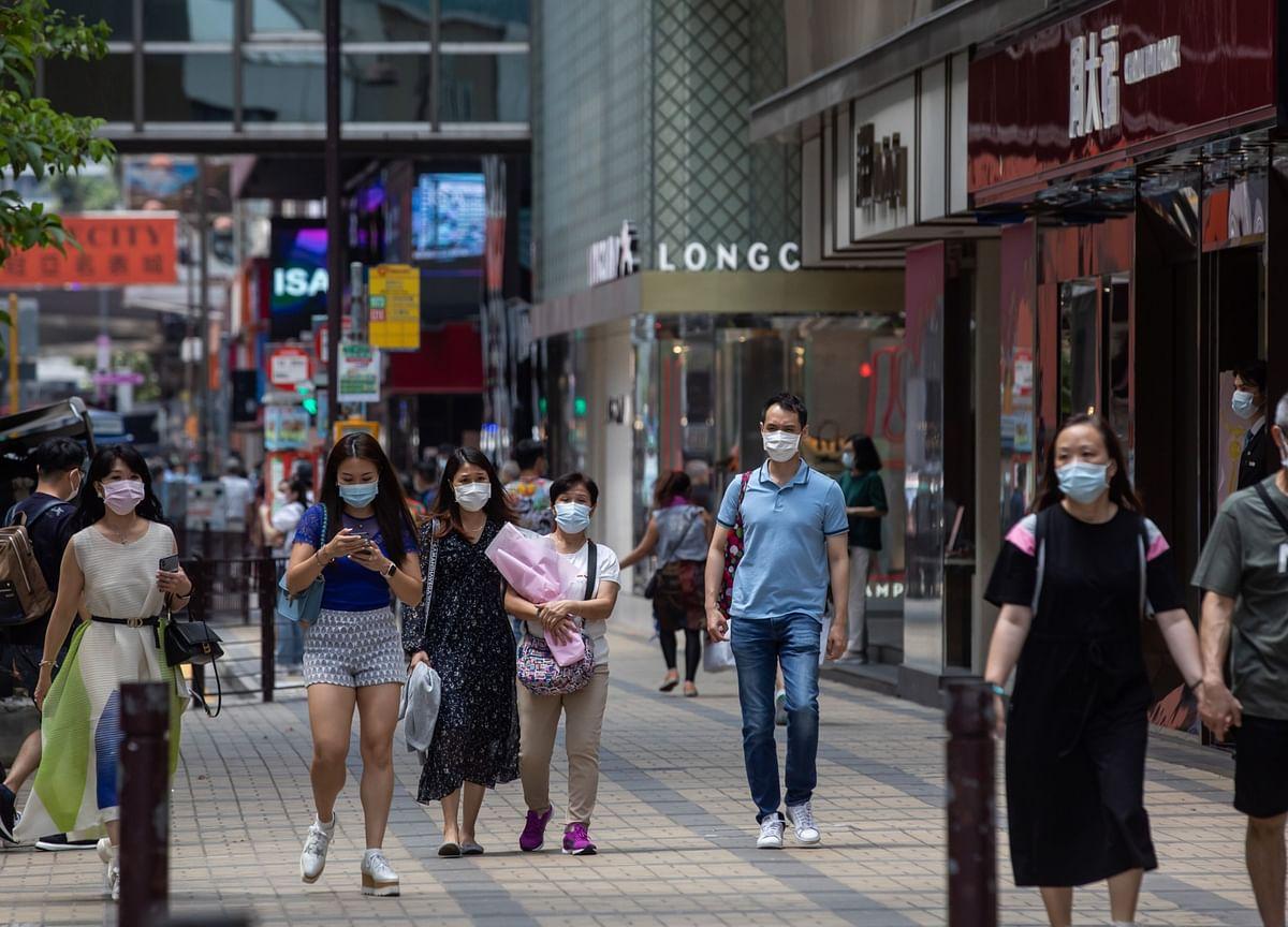 Hong Kong's Economic Crisis Just Keeps Getting Worse