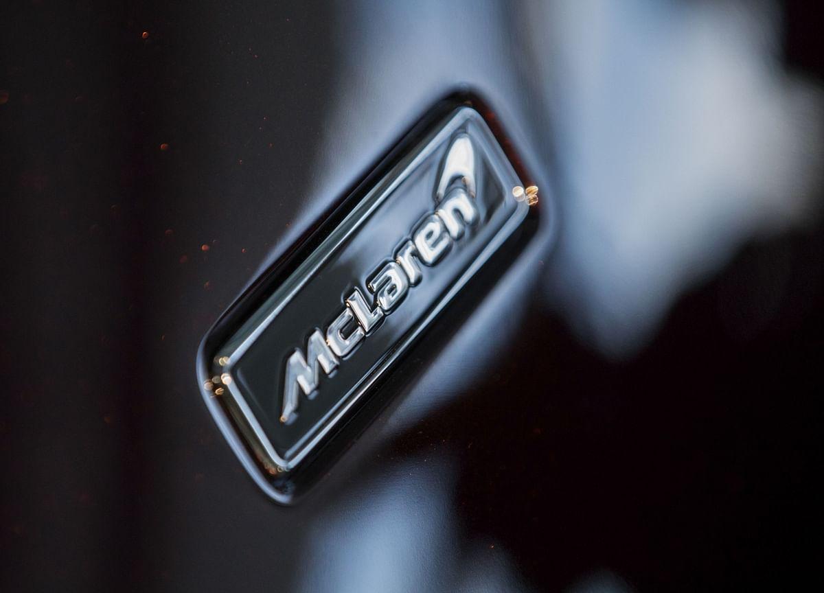 McLaren Cuts 1,200 Job as Virus Hits Luxury Car Sales