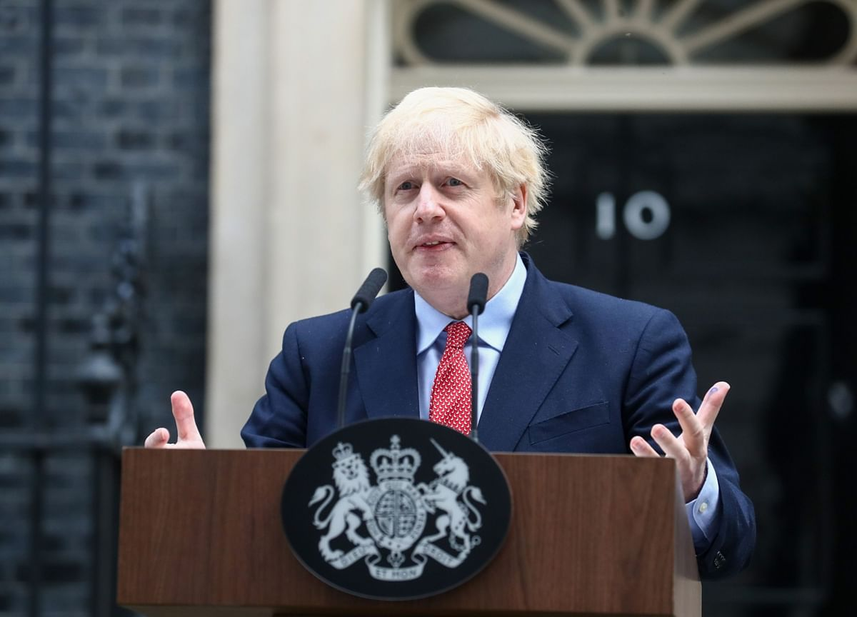 Boris Johnson Asks U.K. to 'Move On' from Aide Lockdown Row